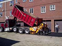 Asphalt Commercial Paving Photo Gallery